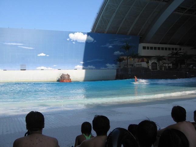 Ngỡ ngàng trước bãi biển nhân tạo lớn nhất Nhật Bản - anh 6