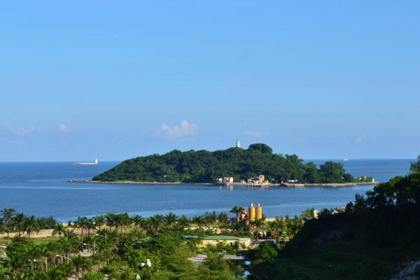 Khám phá vẻ bình yên, gần gũi của đảo Hòn Dấu - Hải Phòng - anh 1