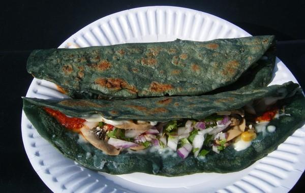 Ngây ngất trước những món ăn đường phố từ ngô của ẩm thực Mexico - anh 1