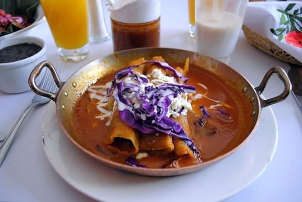 Ngây ngất trước những món ăn đường phố từ ngô của ẩm thực Mexico - anh 2