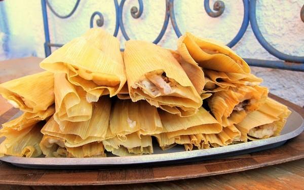 Ngây ngất trước những món ăn đường phố từ ngô của ẩm thực Mexico - anh 6
