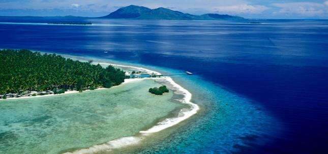 Ngây ngất trước 10 hòn đảo xinh đẹp, quyến rũ nhất Đông Nam Á - anh 1