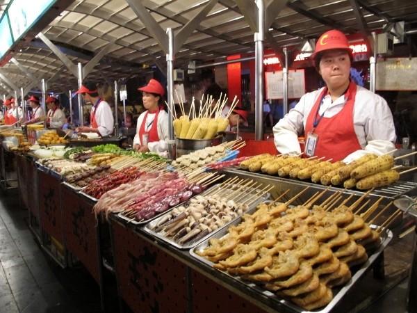 """Điểm danh những khu chợ """"sặc sỡ"""" và hấp dẫn nhất thế giới - anh 10"""