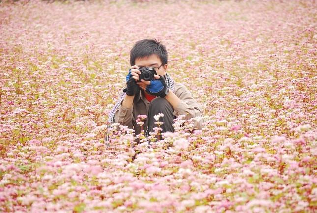 Đẹp ngỡ ngàng mùa tam giác mạch ở Hà Giang - anh 3