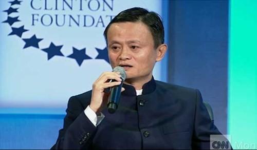 """Bật mí """"công thức thay đổi thế giới"""" của doanh nhân giàu nhất Trung Quốc - anh 1"""
