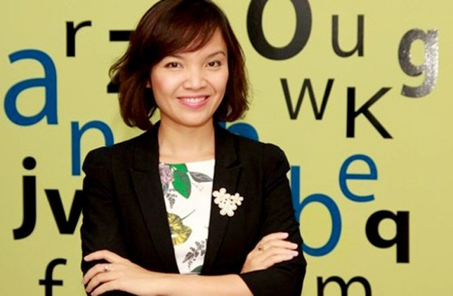 Nữ doanh nhân xinh đẹp lập công ty kết nối 'made in Vietnam' - anh 1