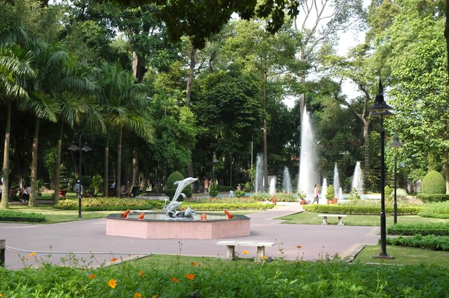 Những điểm vui chơi ngày 20/10 ở Sài Gòn - anh 2