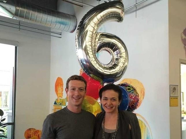 Khám phá những điều ít biết về nữ tướng của Facebook - anh 8
