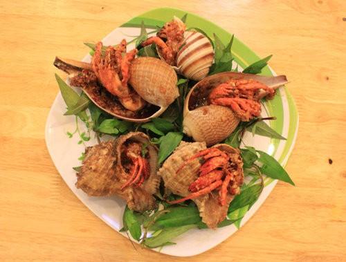 Những món ốc tuyệt ngon của miền Trung - anh 2