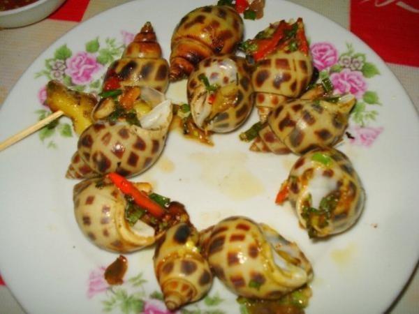 Những món ốc tuyệt ngon của miền Trung - anh 5