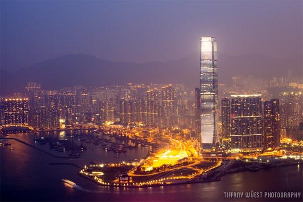 Đẹp ngỡ ngàng 3 điểm chụp ảnh Hong Kong về đêm - anh 2