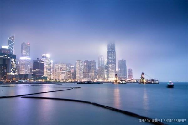 Đẹp ngỡ ngàng 3 điểm chụp ảnh Hong Kong về đêm - anh 4