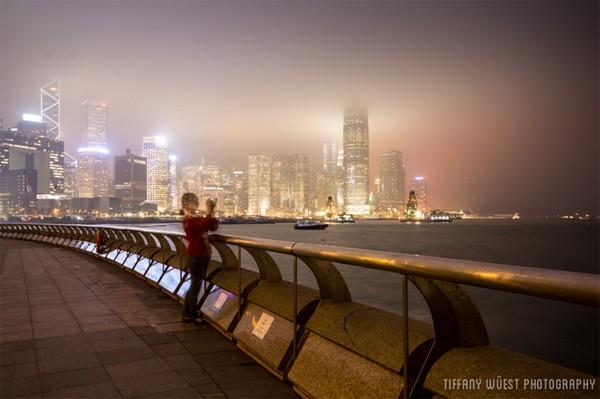 Đẹp ngỡ ngàng 3 điểm chụp ảnh Hong Kong về đêm - anh 5