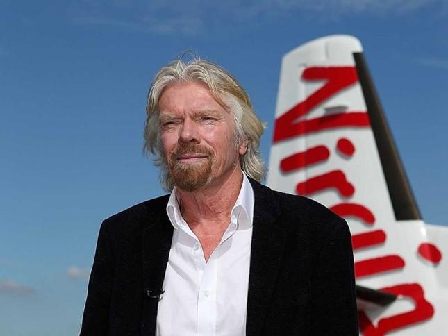 Những quy tắc tạo thành công của tỷ phú kỳ dị Richard Branson - anh 2