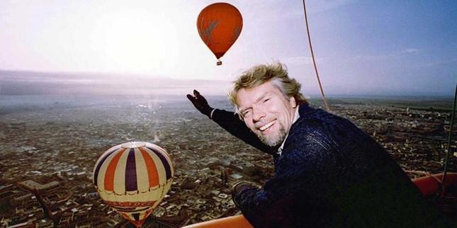 Những quy tắc tạo thành công của tỷ phú kỳ dị Richard Branson - anh 3