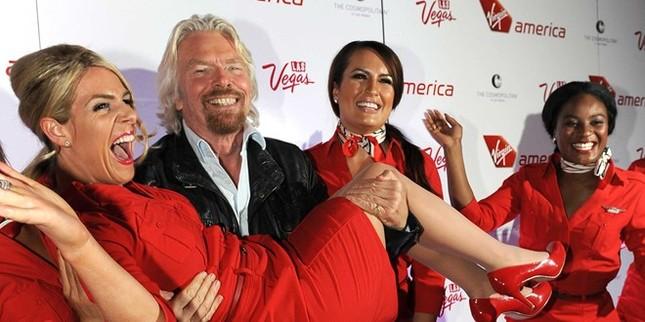 Những quy tắc tạo thành công của tỷ phú kỳ dị Richard Branson - anh 4