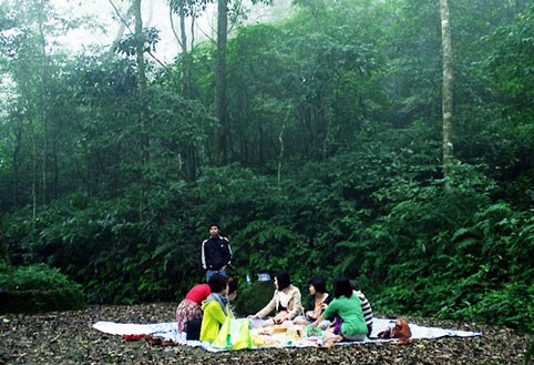 Những địa điểm cắm trại gần Hà Nội lý tưởng cho 2 ngày cuối tuần - anh 5