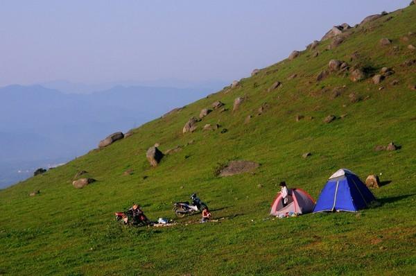 Những địa điểm cắm trại gần Hà Nội lý tưởng cho 2 ngày cuối tuần - anh 2