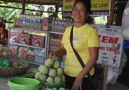 Trung Quốc thu mua hạt na giá cao ở Lạng Sơn - anh 2