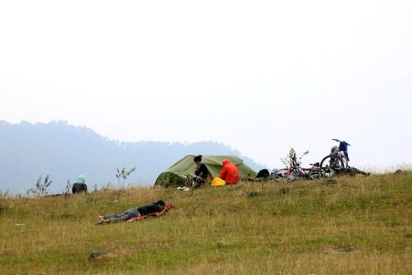 Những địa điểm cắm trại gần Hà Nội lý tưởng cho 2 ngày cuối tuần - anh 6