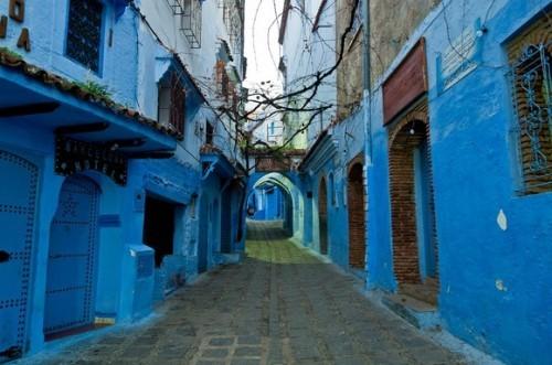Ngỡ ngàng trước những thành phố một màu đẹp nhất hành tinh - anh 4