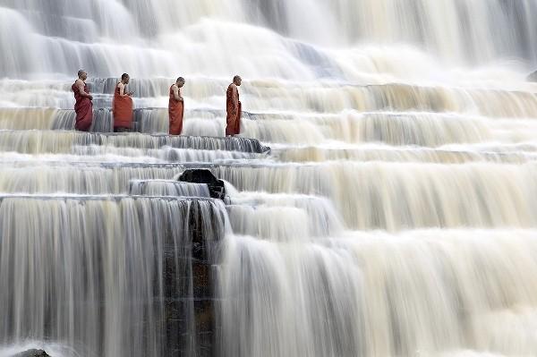 Ngất ngây trước thác nước đẹp nhất Đông Dương - anh 5
