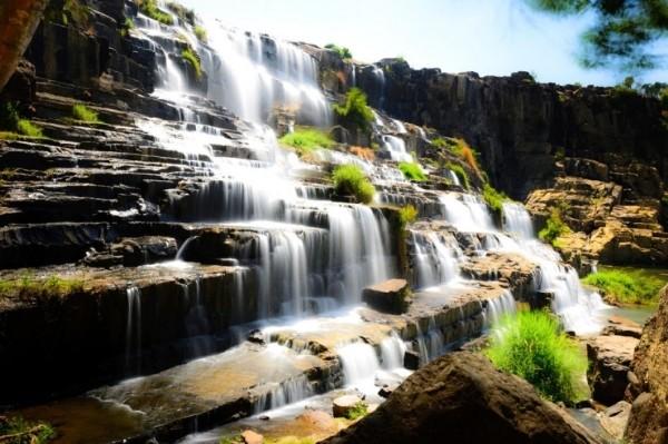 Ngất ngây trước thác nước đẹp nhất Đông Dương - anh 6