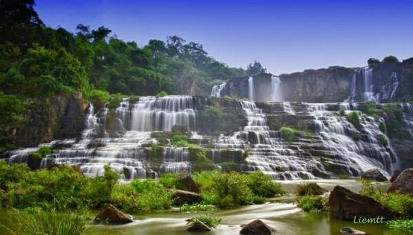 Ngất ngây trước thác nước đẹp nhất Đông Dương - anh 2