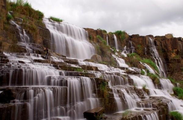 Ngất ngây trước thác nước đẹp nhất Đông Dương - anh 7