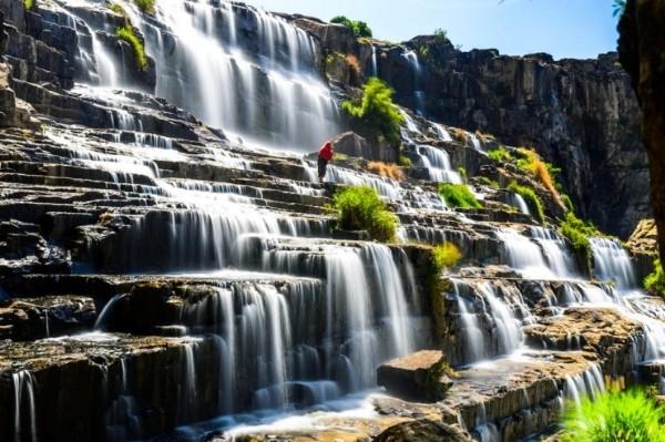 Ngất ngây trước thác nước đẹp nhất Đông Dương - anh 8