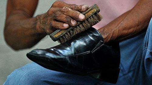 """Gian nan con đường thành triệu phú của """"ông vua đánh giày"""" - anh 2"""