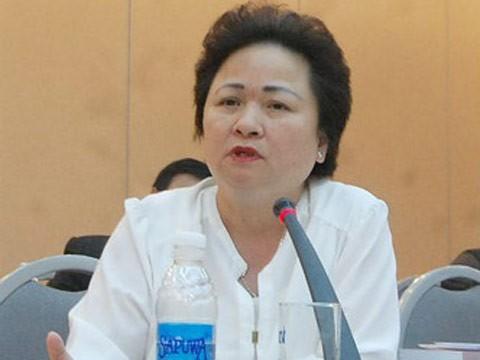 Những thống kê thú vị về sếp nữ của ngân hàng Việt Nam - anh 1