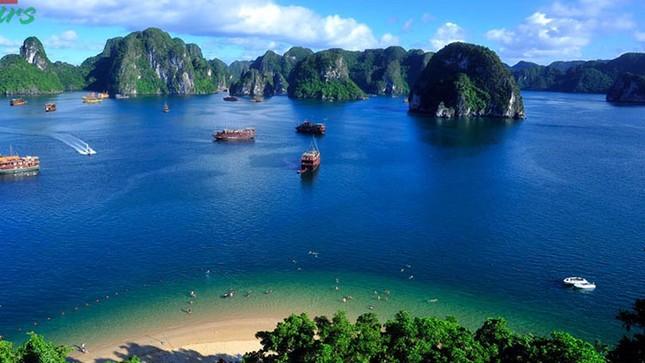 Vịnh Hạ Long lọt top 8 không gian xanh tốt nhất châu Á - anh 1