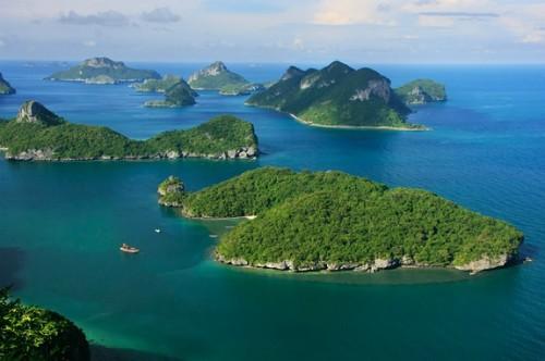 Vịnh Hạ Long lọt top 8 không gian xanh tốt nhất châu Á - anh 6