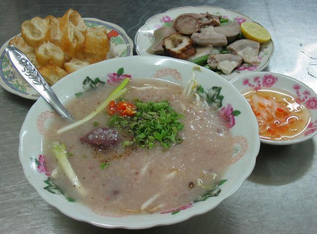 Say lòng với những món cháo nóng hổi chào đông ở Hà Nội - anh 5