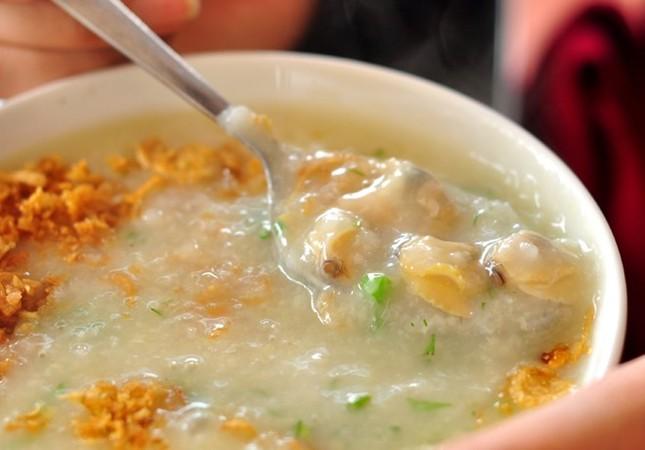 Say lòng với những món cháo nóng hổi chào đông ở Hà Nội - anh 7