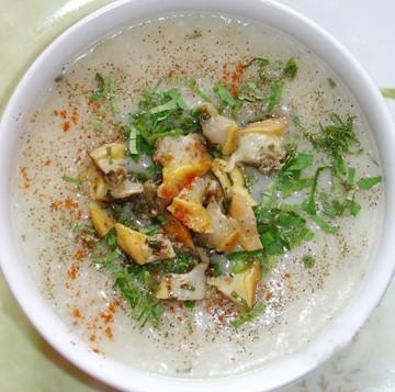 Say lòng với những món cháo nóng hổi chào đông ở Hà Nội - anh 1
