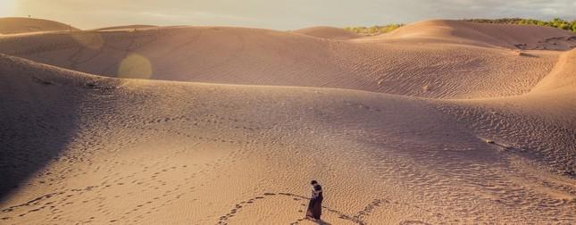 Ngất ngây với 5 đồi cát đẹp mê hồn của miền Trung - anh 5