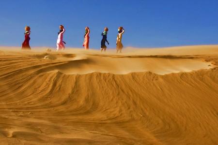 Ngất ngây với 5 đồi cát đẹp mê hồn của miền Trung - anh 3