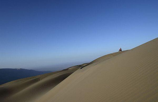 Ngất ngây với 5 đồi cát đẹp mê hồn của miền Trung - anh 2