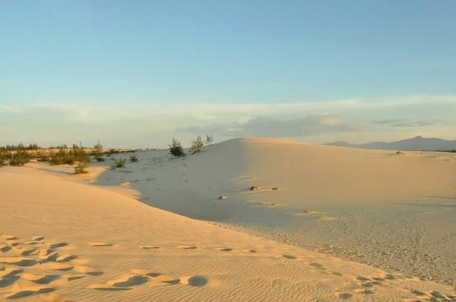 Ngất ngây với 5 đồi cát đẹp mê hồn của miền Trung - anh 1