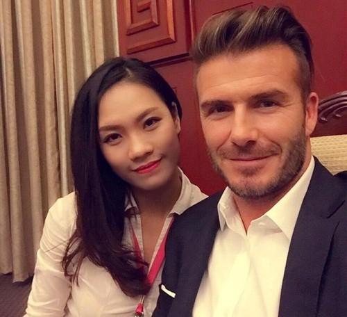 Chân dung nữ triệu phú chứng khoán ăn tối cùng David Beckham - anh 3