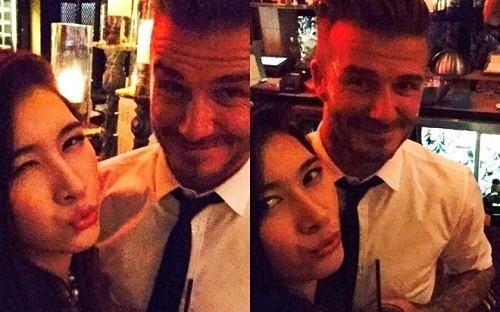 Chân dung nữ triệu phú chứng khoán ăn tối cùng David Beckham - anh 2