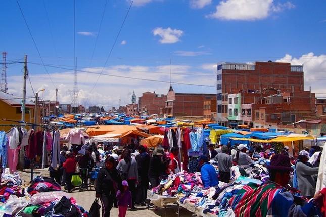 Chợ Long Biên lọt top những khu chợ trời hấp dẫn nhất thế giới - anh 7