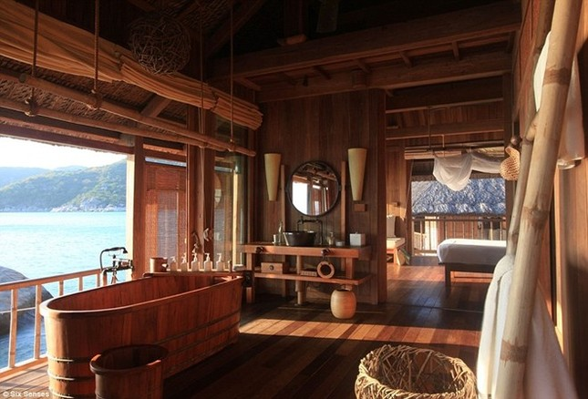Khám phá khu resort Việt đoạt giải Phòng nghỉ quyến rũ nhất hành tinh - anh 12