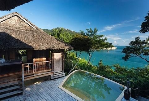 Khám phá khu resort Việt đoạt giải Phòng nghỉ quyến rũ nhất hành tinh - anh 2