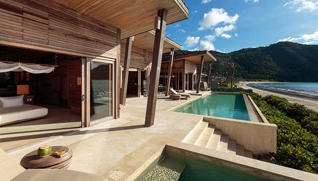 Khám phá khu resort Việt đoạt giải Phòng nghỉ quyến rũ nhất hành tinh - anh 4