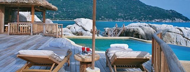 Khám phá khu resort Việt đoạt giải Phòng nghỉ quyến rũ nhất hành tinh - anh 5