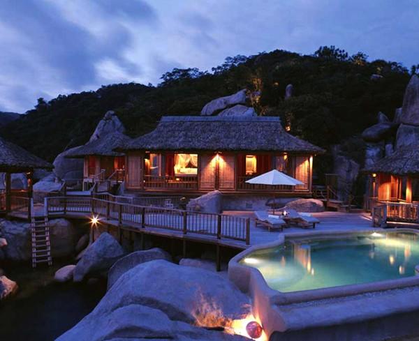 Khám phá khu resort Việt đoạt giải Phòng nghỉ quyến rũ nhất hành tinh - anh 6