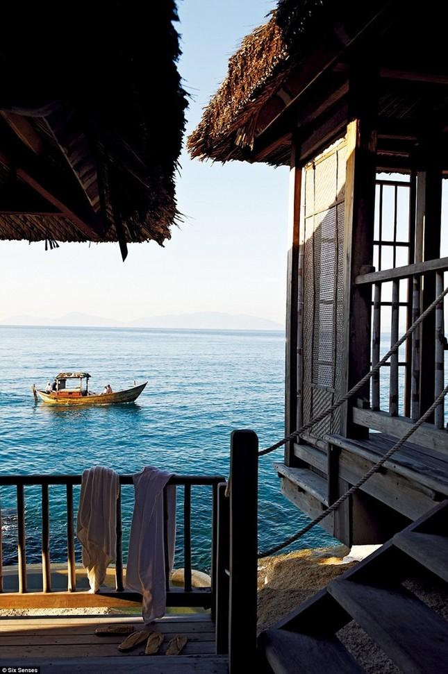 Khám phá khu resort Việt đoạt giải Phòng nghỉ quyến rũ nhất hành tinh - anh 8